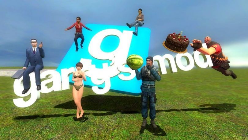 Gmod - Online multiplayer Game - Garry's Mod - Gmod